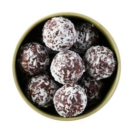 Energy ball cacao bio