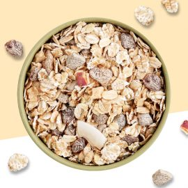 Muesli aux fruits bio